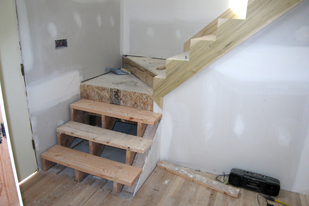Staircase repair services in Kansas City, Dave Dinkel, RoyalCraftsmen.com, Repair and Installation